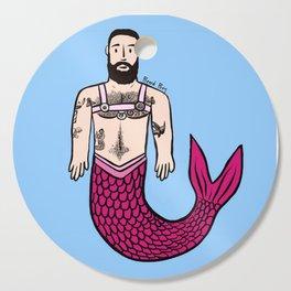Beard Boy: Adam Merman Cutting Board