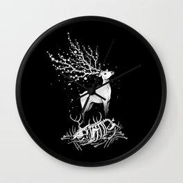 Life After Death Reborn Wall Clock