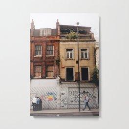 Shoreditch, London Metal Print