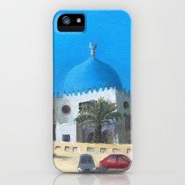Al-Dahmany Mosque iPhone Case