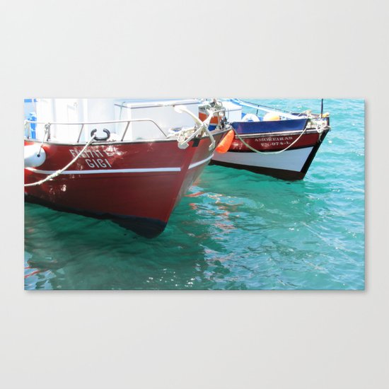 Machico Canvas Print