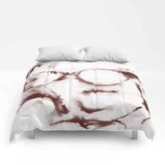The Visionary Sepia Comforters