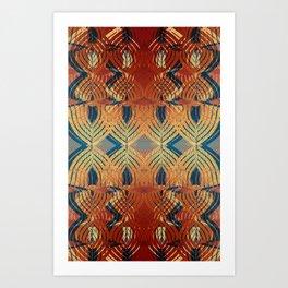 Blemish Art Print
