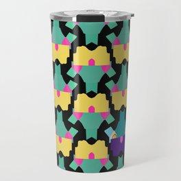 Origami Birds Travel Mug