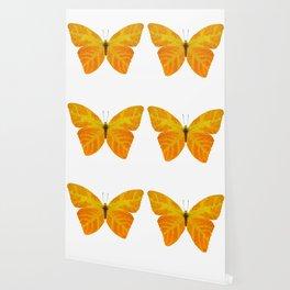 Aspen Leaf Butterfly 3 Wallpaper