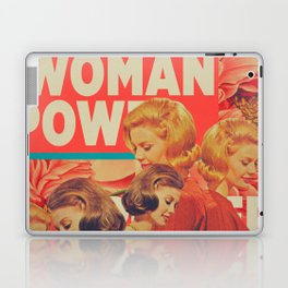 Woman Power Laptop & iPad Skin