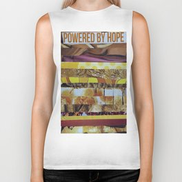 Collage - Powered by Hope Biker Tank