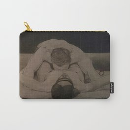 RED BEDROOM - FIFTY SHADES OF GREY Carry-All Pouch