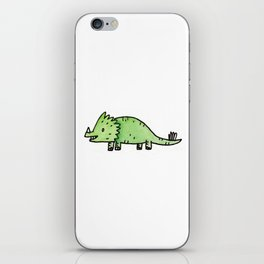 It's Dino Time iPhone Skin