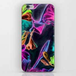 Floral Spring - (5) iPhone Skin