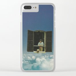 New Perspective Clear iPhone Case