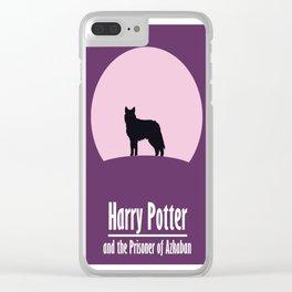 Prisoner of Azkaban Clear iPhone Case