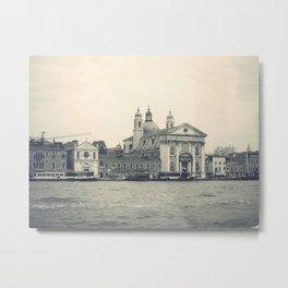 I Gesuati, Venice Metal Print