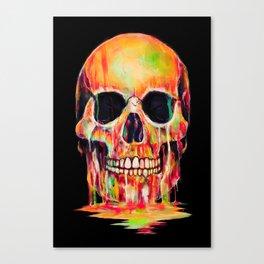 Dye Out Canvas Print