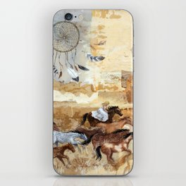 Dreamcatchers iPhone Skin