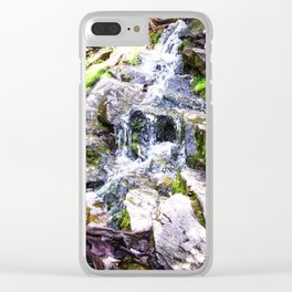 Untitled PDSC0087 Clear iPhone Case