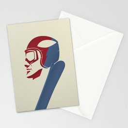 Honor the Olympian Stationery Cards