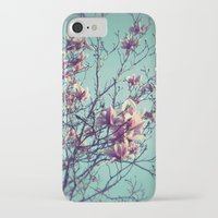 vintage flowers iPhone & iPod Cases featuring Vintage Flowers by ALP-Fotografie