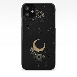 Lantern in the Moonlight iPhone Case