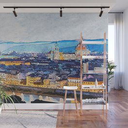 Florence, Beauty of Italy Wall Mural