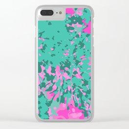 Lasata Bloom Clear iPhone Case