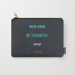 Grub Hard Carry-All Pouch