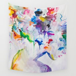 Mixed Emotions Wall Tapestry