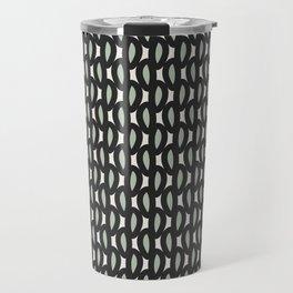 geo six-celadon Travel Mug
