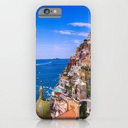 Love Of Positano Italy iPhone Case