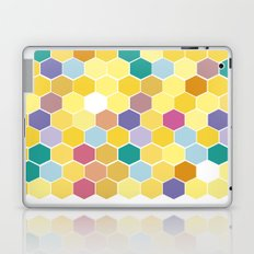 Honey Comb turns Zesty Laptop & iPad Skin