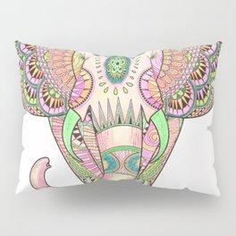 Mandala elephant psicodelic Pillow Sham