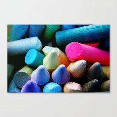 Summer Crafts Canvas Print