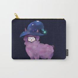 Witch Alpaca Carry-All Pouch