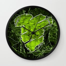 Sevillas V2 V All Over Print Shirts Wall Clock