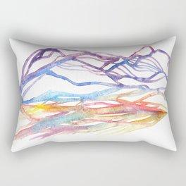 Varenna Sunset Rectangular Pillow