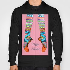 Happy Ballet Hoody