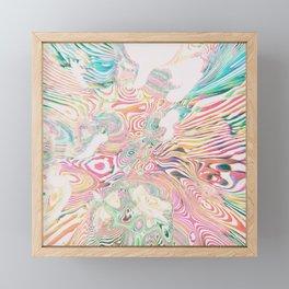 SZZZŪ Framed Mini Art Print