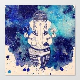 Shri Ganesha Canvas Print