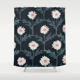 Daisies 2 Shower Curtain