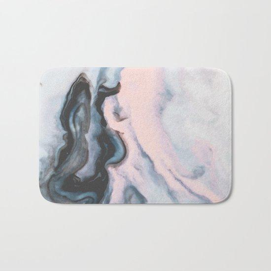 Modern marble 01 Bath Mat