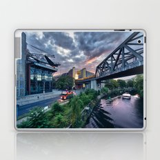 Deutsches Technikmuseum Laptop & iPad Skin