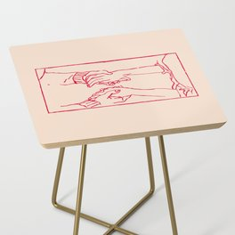 Magic Touch Side Table