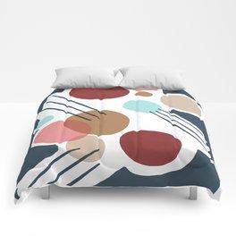 June Midnight Comforters