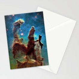 Eagle Nebula's Pillars Stationery Cards
