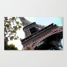 Paris sera toujours Paris Canvas Print
