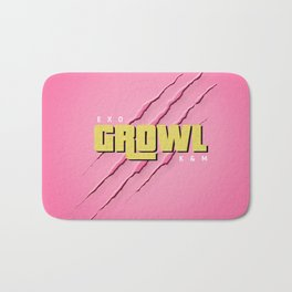 GROWL Bath Mat