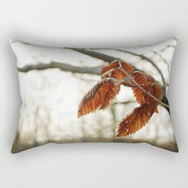 Tenacity No. 1 Rectangular Pillow