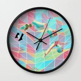 Ceramica Wall Clock