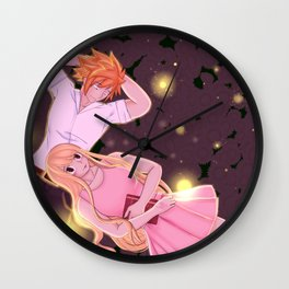 Loke and Lucy Wall Clock