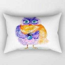 The little owl Cosette Rectangular Pillow